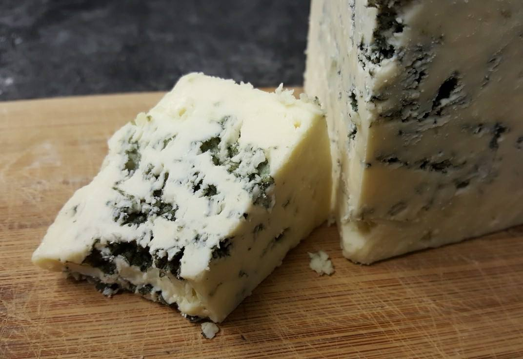 Blue cheese from Shepherds Way