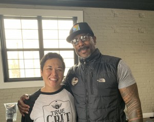 Jen and Marcus Wilson are opening True Grit Society