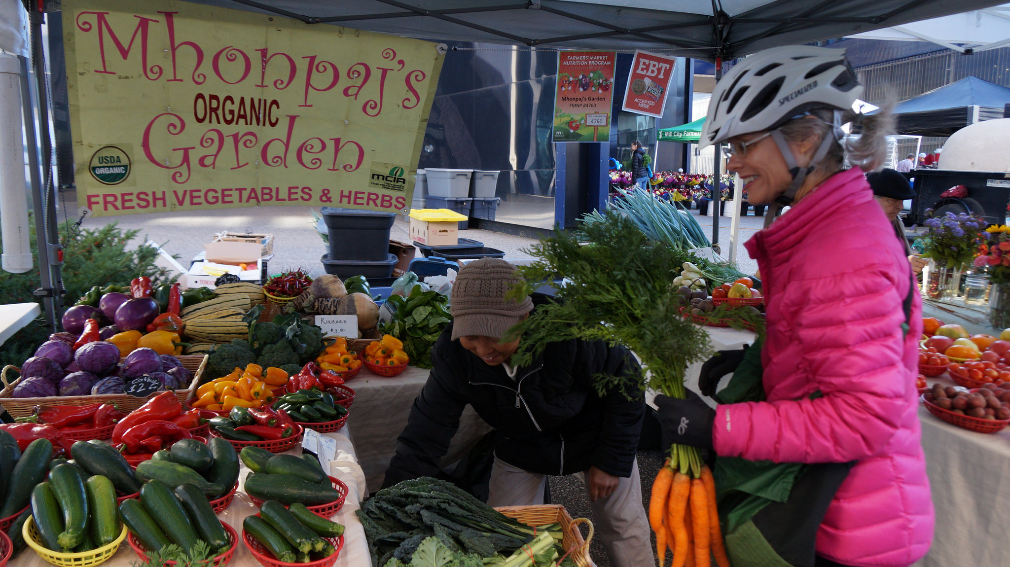 Bike to The Market Day